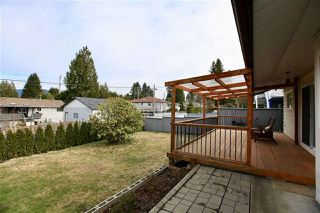Photo 20: 845 GROVER Avenue in Coquitlam: Coquitlam West House for sale : MLS®# R2321567