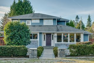"Main Photo: 1483 136 Street in Surrey: Crescent Bch Ocean Pk. House 1/2 Duplex for sale in ""OCEAN PARK"" (South Surrey White Rock)  : MLS®# R2326975"
