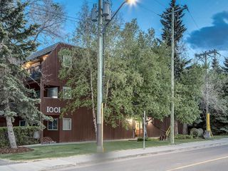 Main Photo: 102 1001 68 Avenue SW in Calgary: Kelvin Grove Apartment for sale : MLS®# C4221985