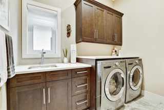 Photo 8: 3413 WATSON Place in Edmonton: Zone 56 House for sale : MLS®# E4140582