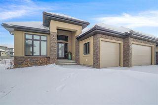 Photo 28: 3413 WATSON Place in Edmonton: Zone 56 House for sale : MLS®# E4140582