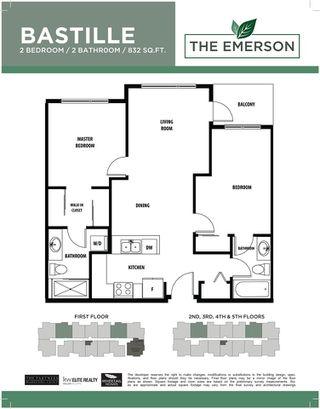 """Photo 5: 313 22315 122 Avenue in Maple Ridge: Northwest Maple Ridge Condo for sale in """"THE EMERSON"""" : MLS®# R2337814"""