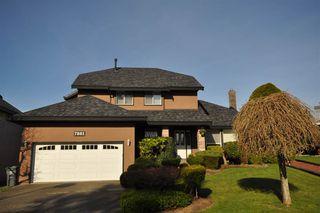"Main Photo: 7861 163A Street in Surrey: Fleetwood Tynehead House for sale in ""Hazelwood Grove"" : MLS®# R2342615"