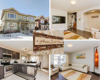 Main Photo: 5235 20 Avenue in Edmonton: Zone 53 House Half Duplex for sale : MLS®# E4149731
