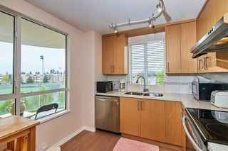 "Photo 11: 502 7680 GRANVILLE Avenue in Richmond: Brighouse South Condo for sale in ""Golden leaf"" : MLS®# R2363630"