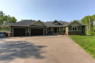 Photo 1: 1016A TWP RD 540: Rural Parkland County House for sale : MLS®# E4157213
