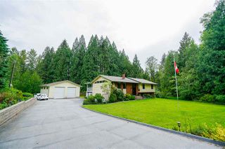 Photo 1: 26990 112 Avenue in Maple Ridge: Thornhill MR House for sale : MLS®# R2372770