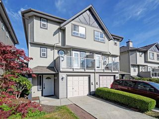 "Photo 1: 31 11229 232 Street in Maple Ridge: Cottonwood MR Townhouse for sale in ""FOXFIELD"" : MLS®# R2376164"