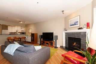 Main Photo: 107 8651 ACKROYD Road in Richmond: Brighouse Condo for sale : MLS®# R2377158