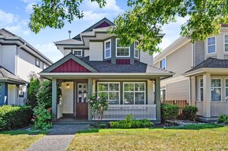 "Photo 1: 14866 58 Avenue in Surrey: Sullivan Station House for sale in ""Panorama Village"" : MLS®# R2377966"