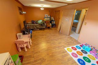 Photo 22: 4532 57 Avenue: Lamont House for sale : MLS®# E4163683