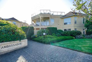 """Photo 1: 302 1255 BEST Street: White Rock Condo for sale in """"The Ambassador"""" (South Surrey White Rock)  : MLS®# R2396491"""