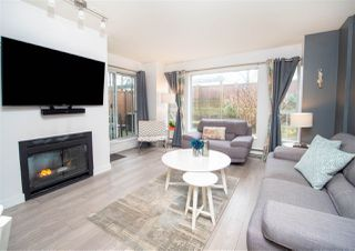 "Photo 1: 103 1550 FELL Avenue in North Vancouver: Mosquito Creek Condo for sale in ""THE GABLES"" : MLS®# R2436052"