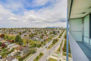 Photo 1: 1701 8031 NUNAVUT Lane in Vancouver: Marpole Condo for sale (Vancouver West)  : MLS®# R2453613