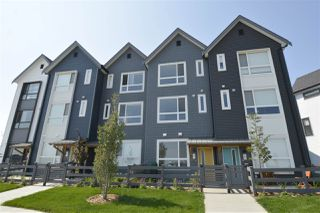 Photo 1: 12 100 Jensen Lakes Boulevard: St. Albert Townhouse for sale : MLS®# E4196990