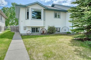 Photo 1: 6 WEST AARSBY Road: Cochrane Semi Detached for sale : MLS®# C4302909