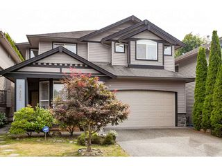 "Photo 1: 21690 89 Avenue in Langley: Walnut Grove House for sale in ""Madison Park"" : MLS®# R2485979"