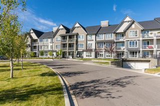 Main Photo: 1205 175 Silverado Boulevard SW in Calgary: Silverado Apartment for sale : MLS®# A1031569