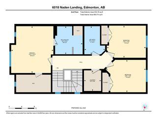 Photo 36: 6018 Naden Landing NW in Edmonton: Zone 27 House for sale : MLS®# E4217175