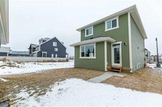 Photo 33: 6018 Naden Landing NW in Edmonton: Zone 27 House for sale : MLS®# E4217175