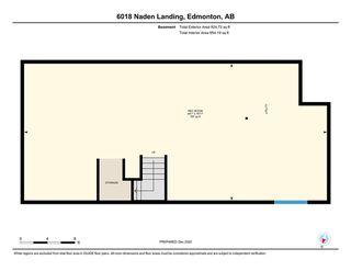 Photo 37: 6018 Naden Landing NW in Edmonton: Zone 27 House for sale : MLS®# E4217175