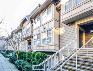 """Main Photo: 221 2110 ROWLAND Street in Port Coquitlam: Central Pt Coquitlam Townhouse for sale in """"AVIVA ON THE PARK"""" : MLS®# R2529176"""