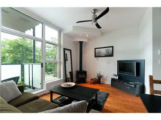 "Photo 1: 209 8988 HUDSON Street in Vancouver: Marpole Condo for sale in ""RETRO LOFTS"" (Vancouver West)  : MLS®# V899514"