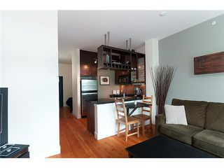 "Photo 5: 209 8988 HUDSON Street in Vancouver: Marpole Condo for sale in ""RETRO LOFTS"" (Vancouver West)  : MLS®# V899514"