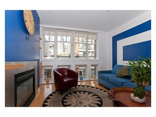 Photo 1: 304 1072 Hamilton in Vancouver: Yaletown Condo for sale (Vancouver West)  : MLS®# V996854
