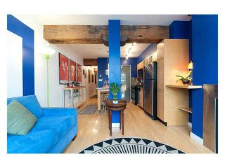 Photo 3: 304 1072 Hamilton in Vancouver: Yaletown Condo for sale (Vancouver West)  : MLS®# V996854