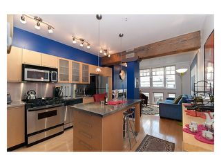 Photo 4: 304 1072 Hamilton in Vancouver: Yaletown Condo for sale (Vancouver West)  : MLS®# V996854