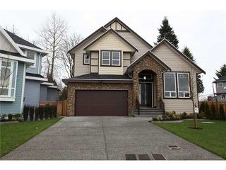 Main Photo: 15585 80A Avenue in Surrey: Fleetwood Tynehead House for sale : MLS®# F1327136