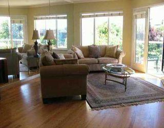 """Photo 2: 2333 BELLEVUE AV in West Vancouver: Dundarave House 1/2 Duplex for sale in """"DUNDARAVE"""" : MLS®# V600074"""