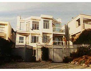 """Photo 6: 2333 BELLEVUE AV in West Vancouver: Dundarave House 1/2 Duplex for sale in """"DUNDARAVE"""" : MLS®# V600074"""