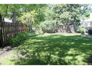 Photo 20: 178 Palliser Avenue in WINNIPEG: St James Residential for sale (West Winnipeg)  : MLS®# 1415009