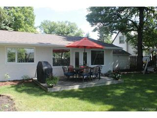 Photo 19: 178 Palliser Avenue in WINNIPEG: St James Residential for sale (West Winnipeg)  : MLS®# 1415009