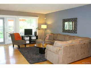 Photo 2: 178 Palliser Avenue in WINNIPEG: St James Residential for sale (West Winnipeg)  : MLS®# 1415009