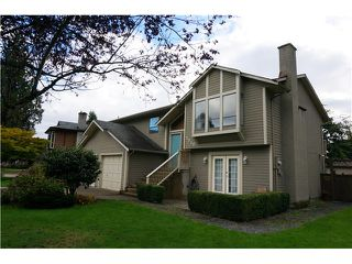 Photo 1: 3010 REECE Avenue in Coquitlam: Meadow Brook House for sale : MLS®# V1091860