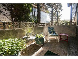 """Photo 8: 101 325 W 3RD Street in North Vancouver: Lower Lonsdale Condo for sale in """"HARBOURVIEW"""" : MLS®# V1110069"""