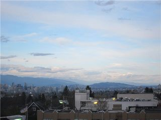 Photo 7: 404 2580 TOLMIE Street in Vancouver: Point Grey Condo for sale (Vancouver West)  : MLS®# V1113434