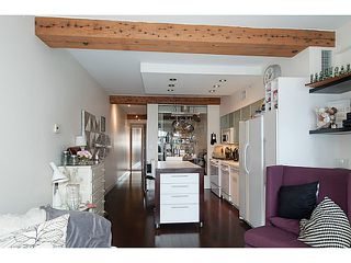 "Photo 2: 408 1275 HAMILTON Street in Vancouver: Yaletown Condo for sale in ""Alda"" (Vancouver West)  : MLS®# V1130655"