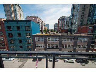 "Photo 8: 408 1275 HAMILTON Street in Vancouver: Yaletown Condo for sale in ""Alda"" (Vancouver West)  : MLS®# V1130655"