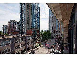 "Photo 9: 408 1275 HAMILTON Street in Vancouver: Yaletown Condo for sale in ""Alda"" (Vancouver West)  : MLS®# V1130655"