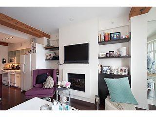 "Photo 4: 408 1275 HAMILTON Street in Vancouver: Yaletown Condo for sale in ""Alda"" (Vancouver West)  : MLS®# V1130655"