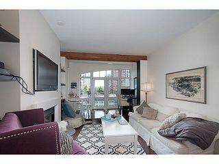 "Photo 7: 408 1275 HAMILTON Street in Vancouver: Yaletown Condo for sale in ""Alda"" (Vancouver West)  : MLS®# V1130655"