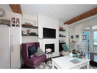 "Photo 5: 408 1275 HAMILTON Street in Vancouver: Yaletown Condo for sale in ""Alda"" (Vancouver West)  : MLS®# V1130655"