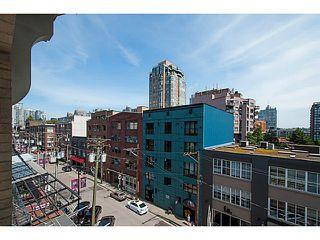 "Photo 10: 408 1275 HAMILTON Street in Vancouver: Yaletown Condo for sale in ""Alda"" (Vancouver West)  : MLS®# V1130655"