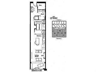 "Photo 20: 408 1275 HAMILTON Street in Vancouver: Yaletown Condo for sale in ""Alda"" (Vancouver West)  : MLS®# V1130655"