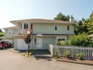"""Photo 1: 56 12020 GREENLAND Drive in Richmond: East Cambie Townhouse for sale in """"FONTANA GARDENS"""" : MLS®# V1138959"""