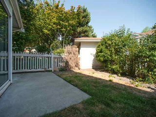 """Photo 16: 56 12020 GREENLAND Drive in Richmond: East Cambie Townhouse for sale in """"FONTANA GARDENS"""" : MLS®# V1138959"""